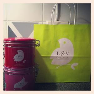 LØV- red fruits
