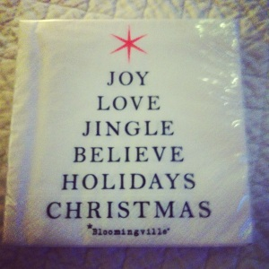joy, love, jingle, believe, holidays, christmas